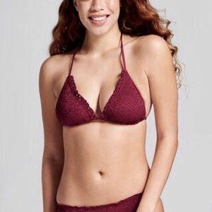 2763345ac225d Mossimo Supply Co. Swim | Mossimo Hipster Tie String Side Bikini ...